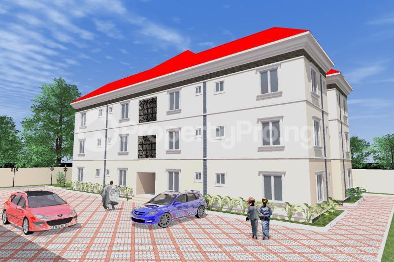 3 bedroom Blocks of Flats House for sale Idu Industrial Area Idu Abuja - 0