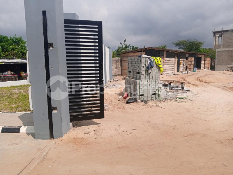3 bedroom Semi Detached Duplex for sale The Milton Estate Awoyaya Ibeju Lekki Lagos State Ibeju-Lekki Lagos - 2
