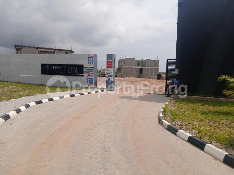 3 bedroom Semi Detached Duplex for sale The Milton Estate Awoyaya Ibeju Lekki Lagos State Ibeju-Lekki Lagos - 0