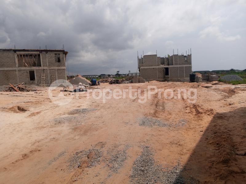 3 bedroom Semi Detached Duplex for sale The Milton Estate Awoyaya Ibeju Lekki Lagos State Ibeju-Lekki Lagos - 3