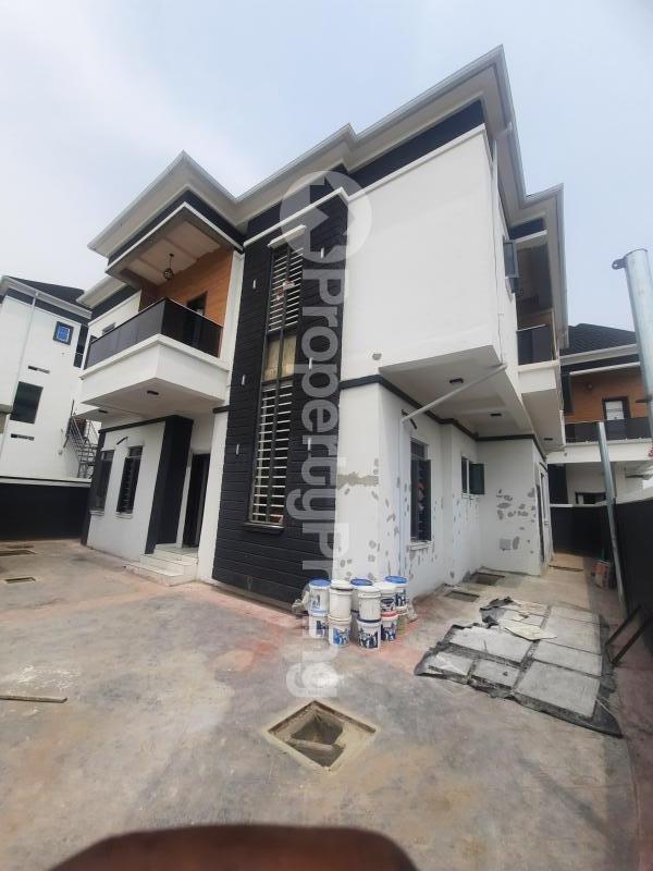 4 bedroom Detached Duplex House for sale 2nd toll gate chevron Lekki Lagos - 0