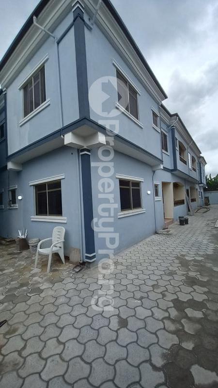 2 bedroom Mini flat for rent Shell Corporative Estate Eneka Link Road Eliozu Port Harcourt Rivers - 0