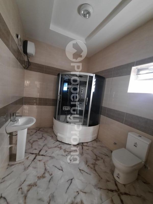 4 bedroom Semi Detached Duplex House for rent Orchid road Chevron lekki lagos state Nigeria  chevron Lekki Lagos - 7