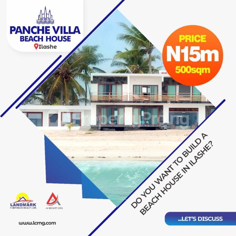 Residential Land for sale Ilashe Badagry Badagry Lagos - 0
