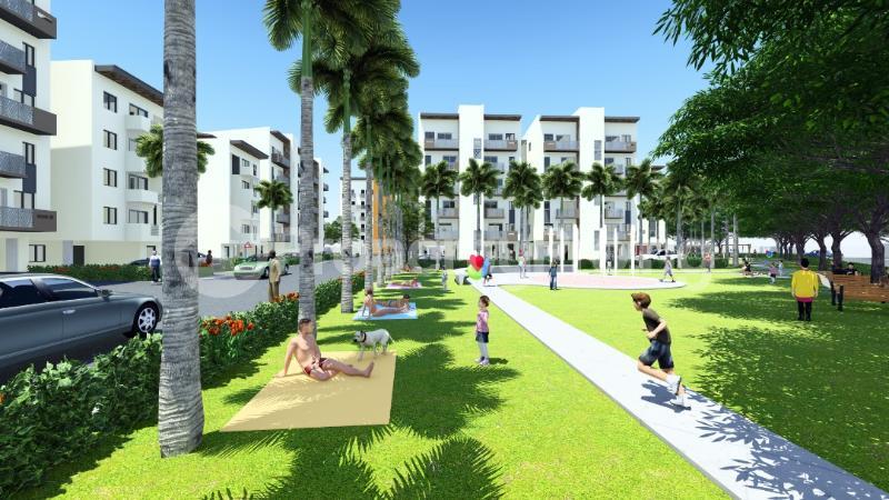 3 bedroom Shared Apartment Flat / Apartment for sale . Ilupeju industrial estate Ilupeju Lagos - 0
