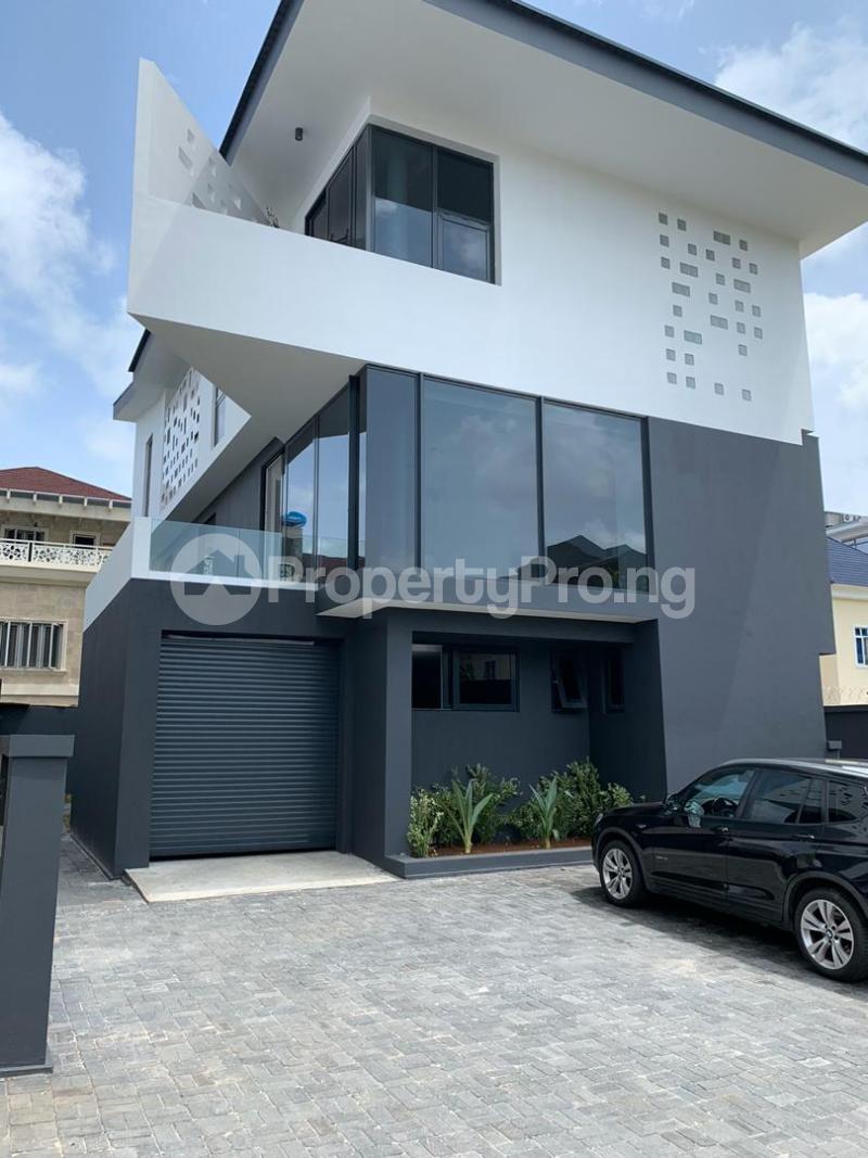 4 bedroom House for sale Banana Island Ikoyi Lagos - 0