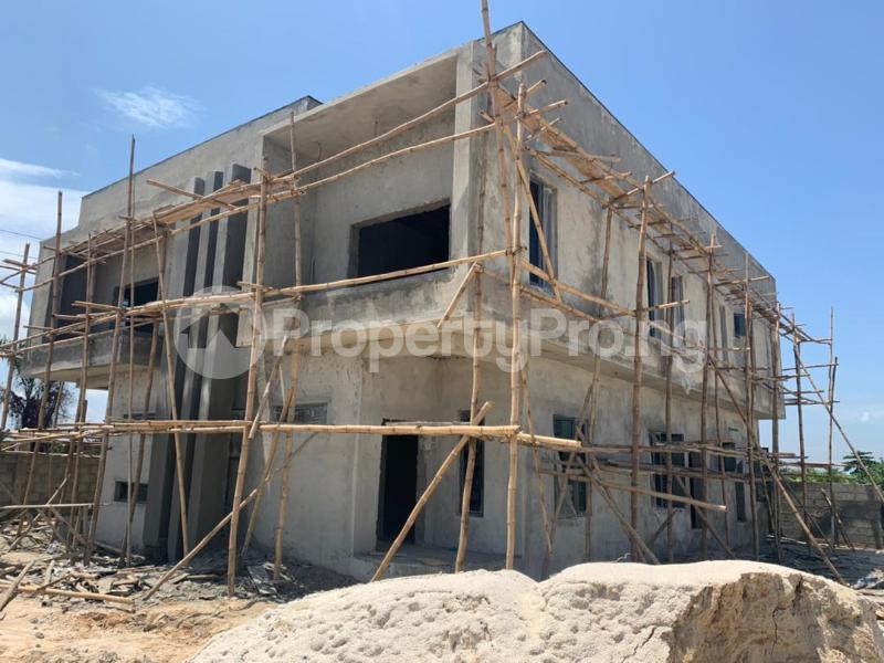 3 bedroom Semi Detached Duplex for sale Corona School, Novare Mall Abijo Ajah Lagos - 1