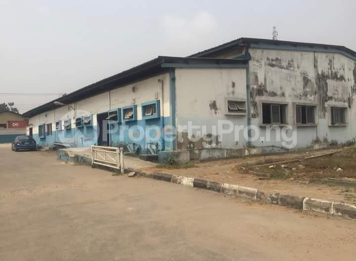 Warehouse for sale Ilupeju Industrial Estate Ilupeju industrial estate Ilupeju Lagos - 1