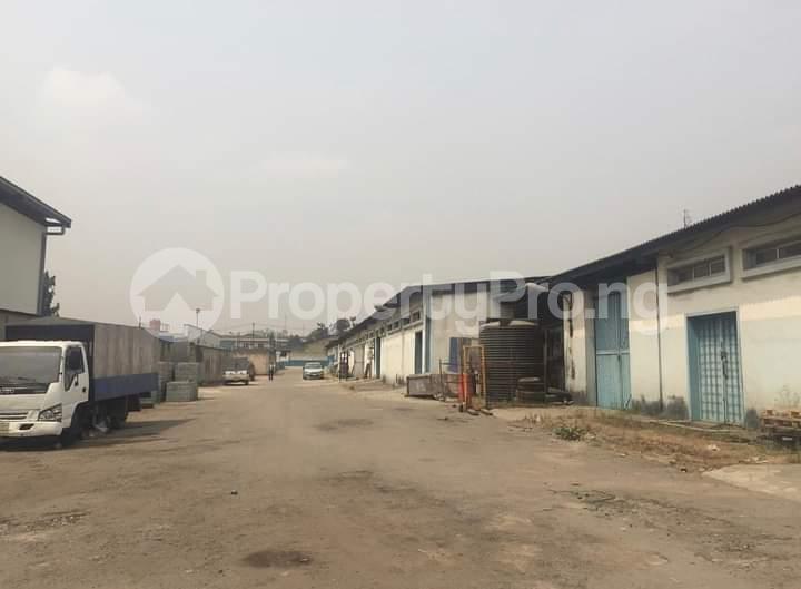 Warehouse for sale Ilupeju Industrial Estate Ilupeju industrial estate Ilupeju Lagos - 6