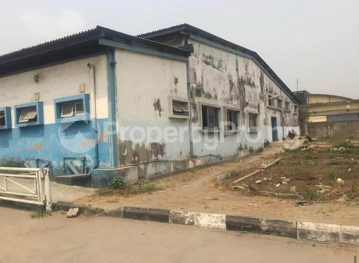 Warehouse for sale Ilupeju Industrial Estate Ilupeju industrial estate Ilupeju Lagos - 3
