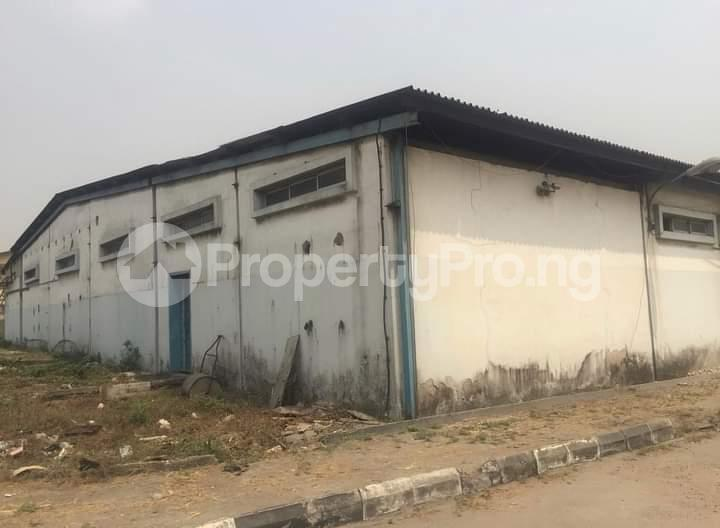 Warehouse for sale Ilupeju Industrial Estate Ilupeju industrial estate Ilupeju Lagos - 5