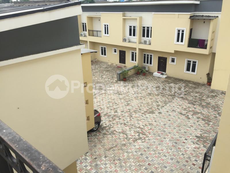 5 bedroom Terraced Duplex House for sale Town planning way Ilupeju Lagos - 8