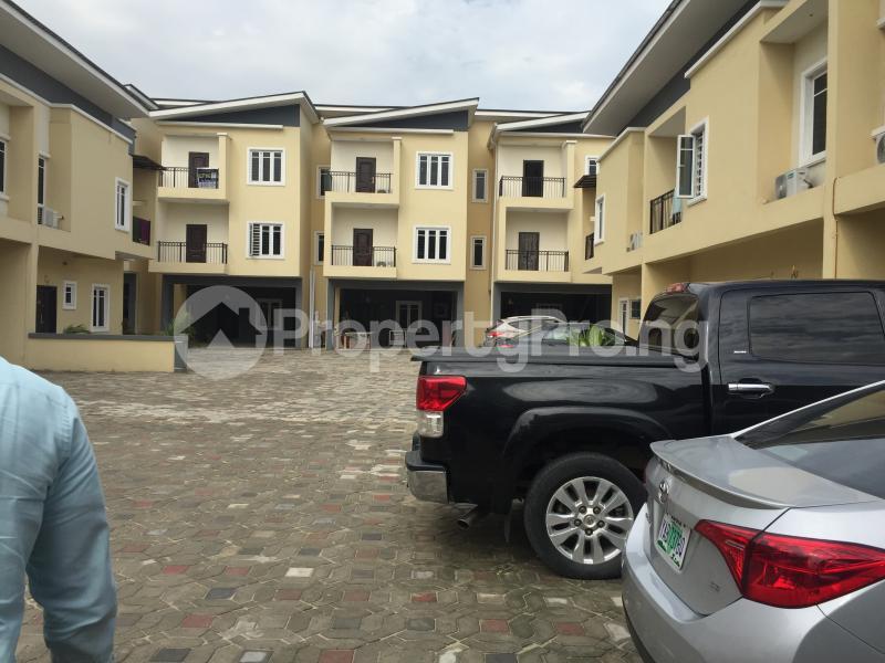 5 bedroom Terraced Duplex House for sale Town planning way Ilupeju Lagos - 0