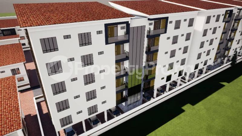 1 bedroom mini flat  Blocks of Flats House for sale After Ikate Elegushi, Opposite Nicon Town, Behind Romey Gardens, Lekki Phase 1 Lekki Phase 1 Lekki Lagos - 9