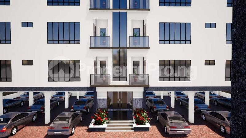 1 bedroom mini flat  Blocks of Flats House for sale After Ikate Elegushi, Opposite Nicon Town, Behind Romey Gardens, Lekki Phase 1 Lekki Phase 1 Lekki Lagos - 0