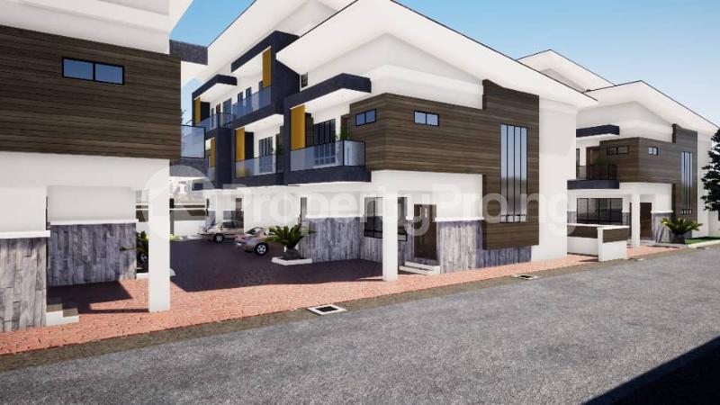 1 bedroom mini flat  Blocks of Flats House for sale After Ikate Elegushi, Opposite Nicon Town, Behind Romey Gardens, Lekki Phase 1 Lekki Phase 1 Lekki Lagos - 1