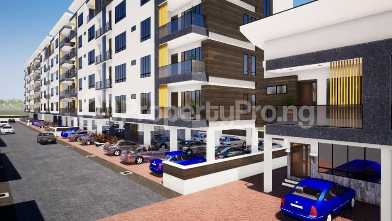 1 bedroom mini flat  Blocks of Flats House for sale After Ikate Elegushi, Opposite Nicon Town, Behind Romey Gardens, Lekki Phase 1 Lekki Phase 1 Lekki Lagos - 12