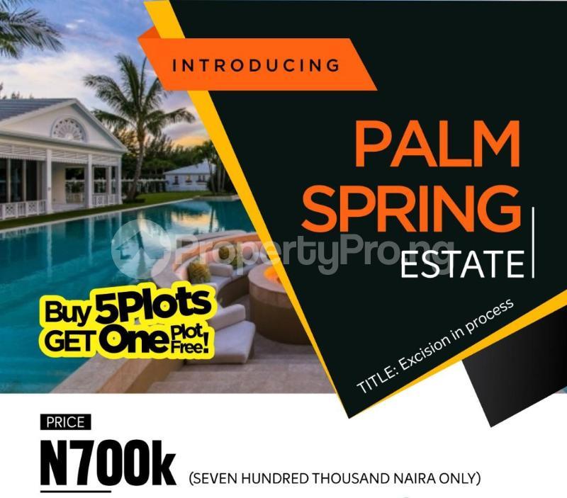 Residential Land Land for sale Free Trade Zone Ibeju-Lekki Lagos - 0