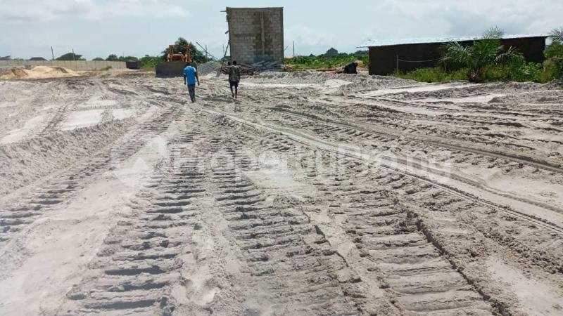 Land for sale Oribanwa Bustop Awoyaya Ajah Lagos - 5