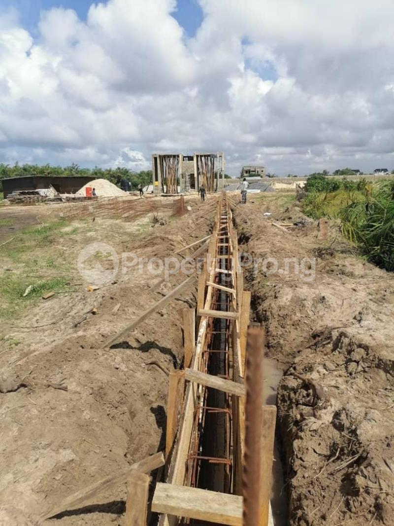 Land for sale Oribanwa Bustop Awoyaya Ajah Lagos - 3