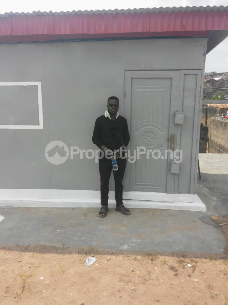 Shop Commercial Property for sale Opposite Total filling station Olusanya ringroad Ring Rd Ibadan Oyo - 0