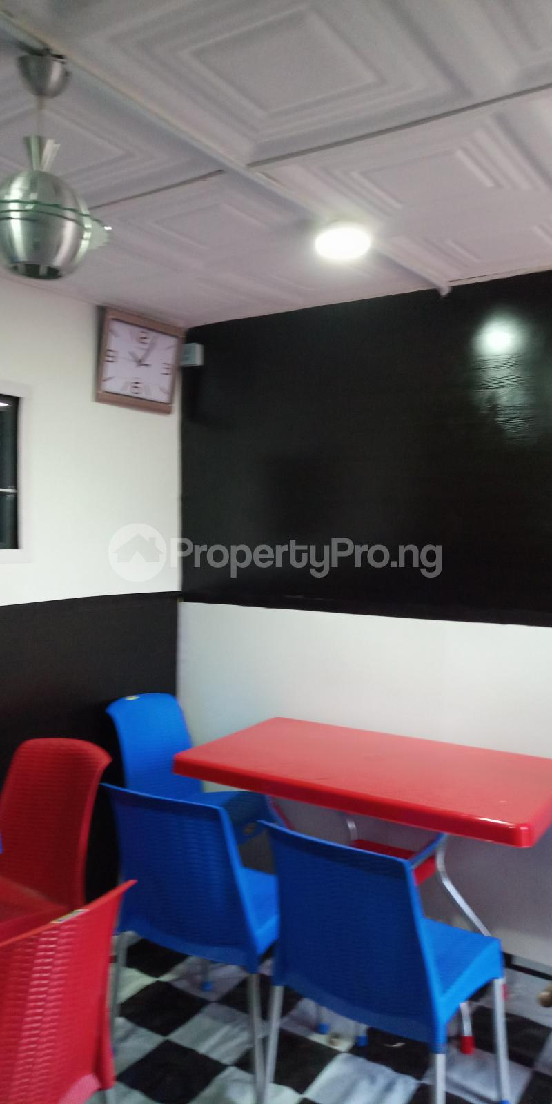 Shop Commercial Property for sale Opposite Total filling station Olusanya ringroad Ring Rd Ibadan Oyo - 5