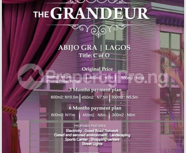 4 bedroom Show Room Commercial Property for sale Abijo Gra, Ajah, Lagos Coker Road Ilupeju Lagos - 14