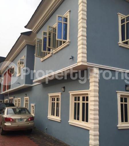 3 bedroom Detached Duplex for rent Ogudu Estate Ogudu Lagos - 0