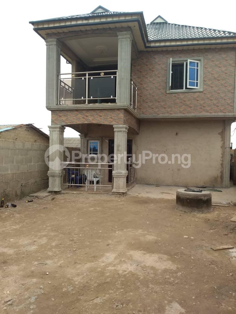 2 bedroom Self Contain Flat / Apartment for rent Igbogbo Ikorodu Lagos - 0