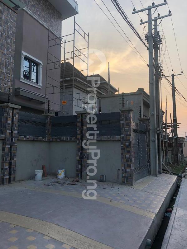 4 bedroom Semi Detached Duplex House for rent Itedo Estate, Off Freedom Way Ikate Lekki Lagos - 0