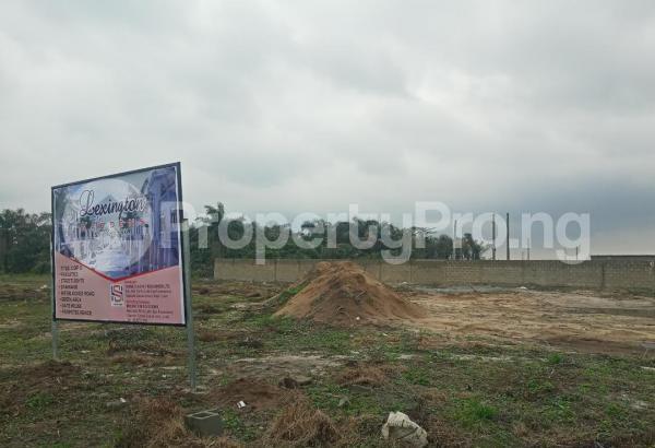Residential Land for sale Ajayi Apata Estate, Behind Fara Park 11 Sangotedo Ajah Lagos - 2
