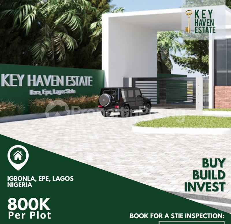 Residential Land Land for sale Igbola Epe Lagos - 1