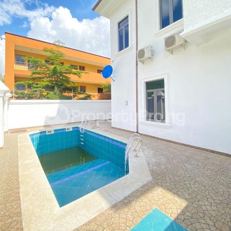 5 bedroom Detached Duplex for sale Asokoro Abuja Asokoro Abuja - 5