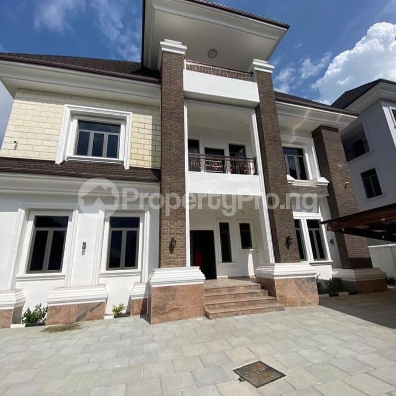 5 bedroom Detached Duplex for sale Asokoro Abuja Asokoro Abuja - 0