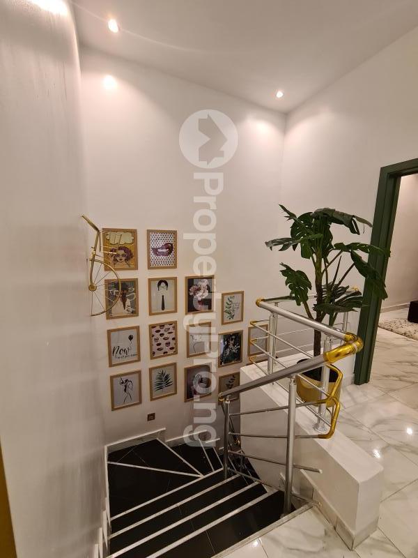 2 bedroom Terraced Duplex for shortlet Lekki Conservation Road chevron Lekki Lagos - 17
