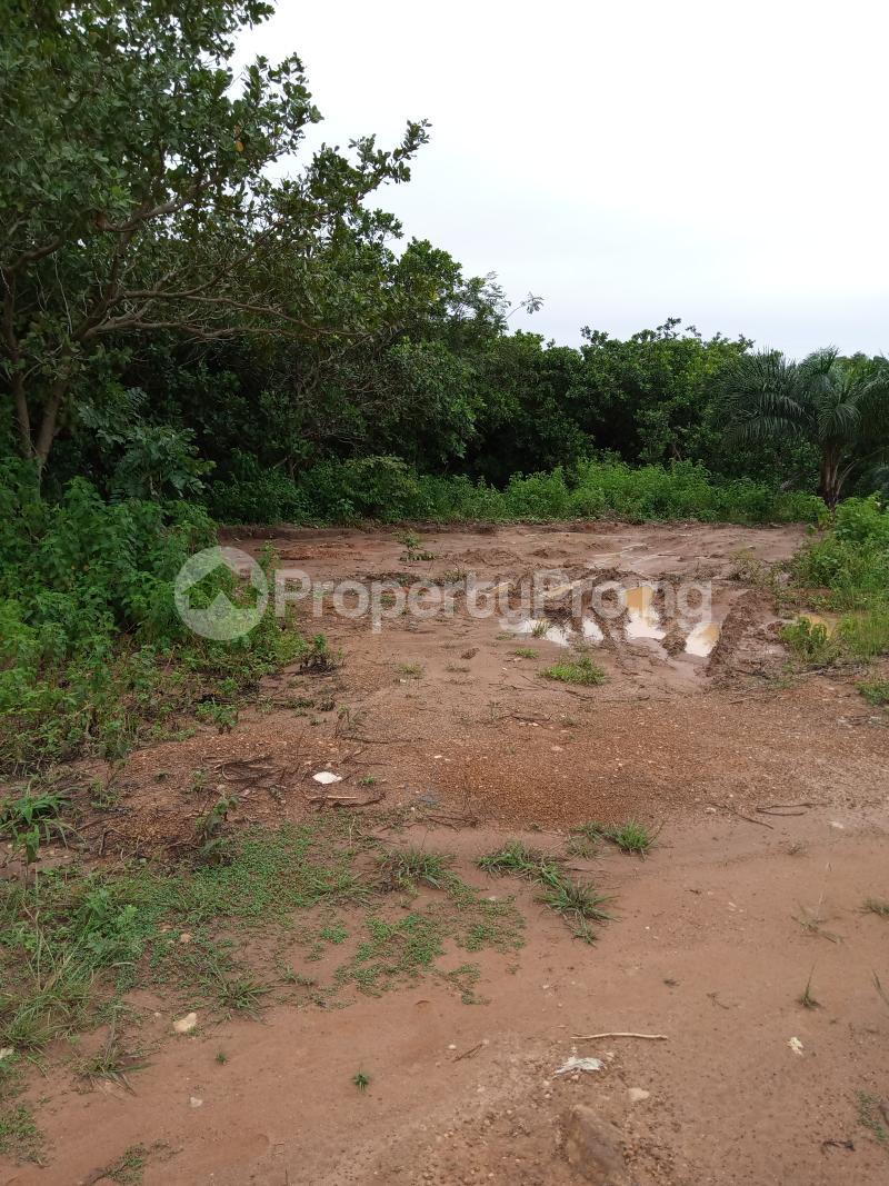 Mixed   Use Land Land for sale Kyami Air port Road. Lugbe Abuja - 0