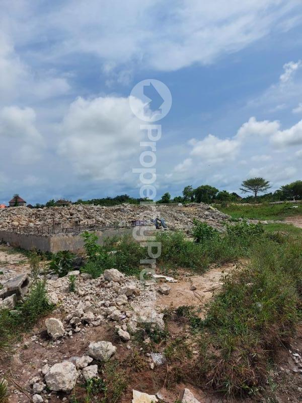 Residential Land Land for sale Behind Blenco supermarket Sangotedo Lagos - 3
