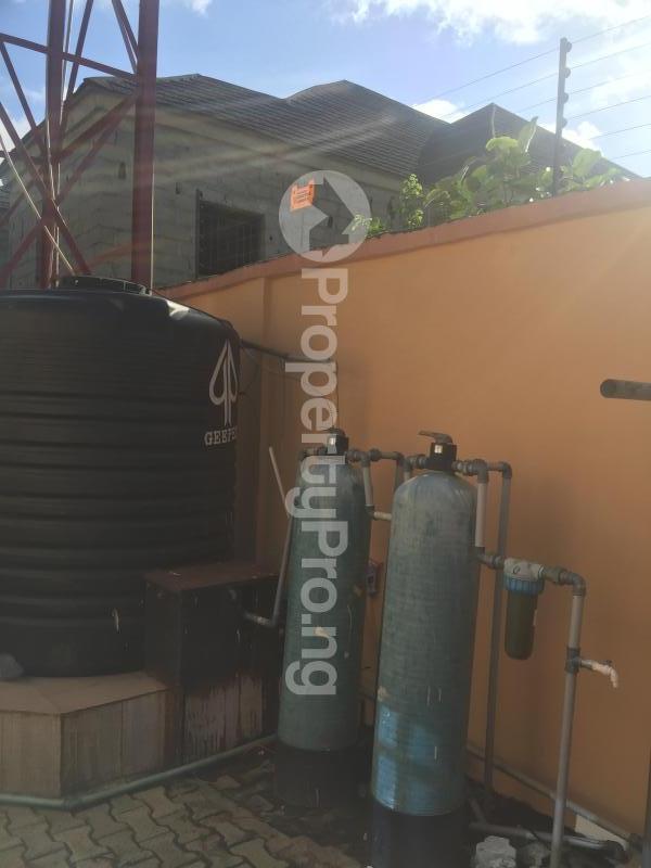 4 bedroom Semi Detached Duplex for rent Mobil Estate Road, Ilaje Ikota Lekki Lagos - 6