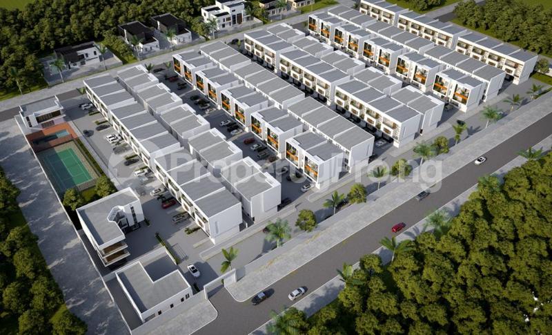 4 bedroom Terraced Duplex for sale Freedom Way Lekki Phase 1 Lekki Lagos - 5