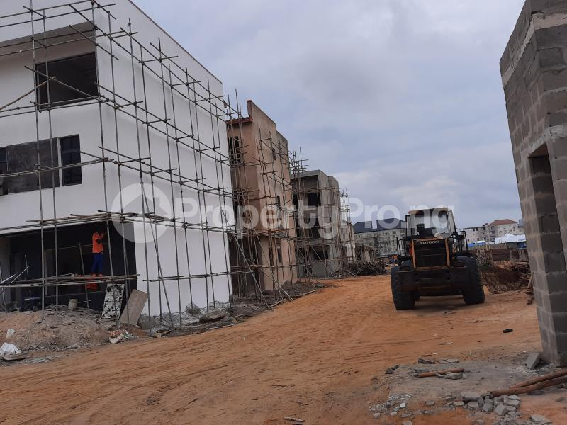 4 bedroom Terraced Duplex for sale Freedom Way Lekki Phase 1 Lekki Lagos - 2
