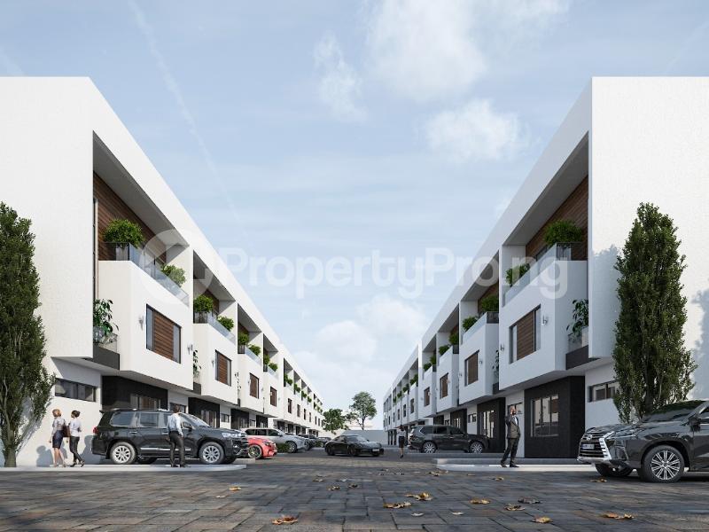 4 bedroom Terraced Duplex for sale Freedom Way Lekki Phase 1 Lekki Lagos - 6