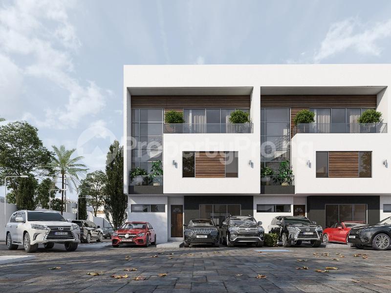 4 bedroom Terraced Duplex for sale Freedom Way Lekki Phase 1 Lekki Lagos - 7