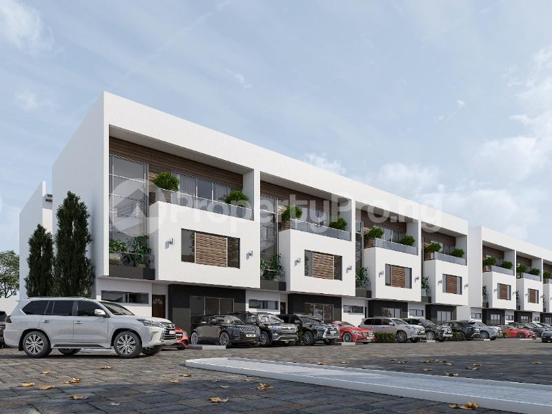 4 bedroom Terraced Duplex for sale Freedom Way Lekki Phase 1 Lekki Lagos - 8