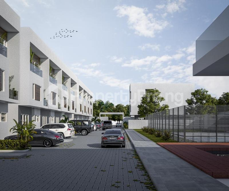 4 bedroom Terraced Duplex for sale Freedom Way Lekki Phase 1 Lekki Lagos - 10