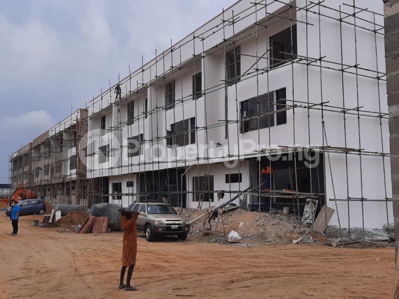 4 bedroom Terraced Duplex for sale Freedom Way Lekki Phase 1 Lekki Lagos - 1