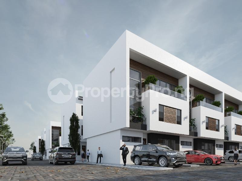 4 bedroom Terraced Duplex for sale Freedom Way Lekki Phase 1 Lekki Lagos - 9