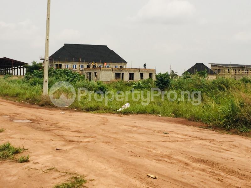 Residential Land Land for sale P and T bus stop .... Boys Town ipaja  Ipaja road Ipaja Lagos - 31