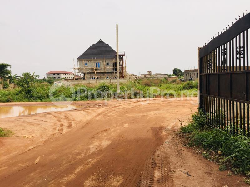 Residential Land Land for sale P and T bus stop .... Boys Town ipaja  Ipaja road Ipaja Lagos - 17