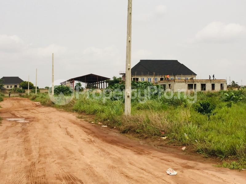 Residential Land Land for sale P and T bus stop .... Boys Town ipaja  Ipaja road Ipaja Lagos - 28