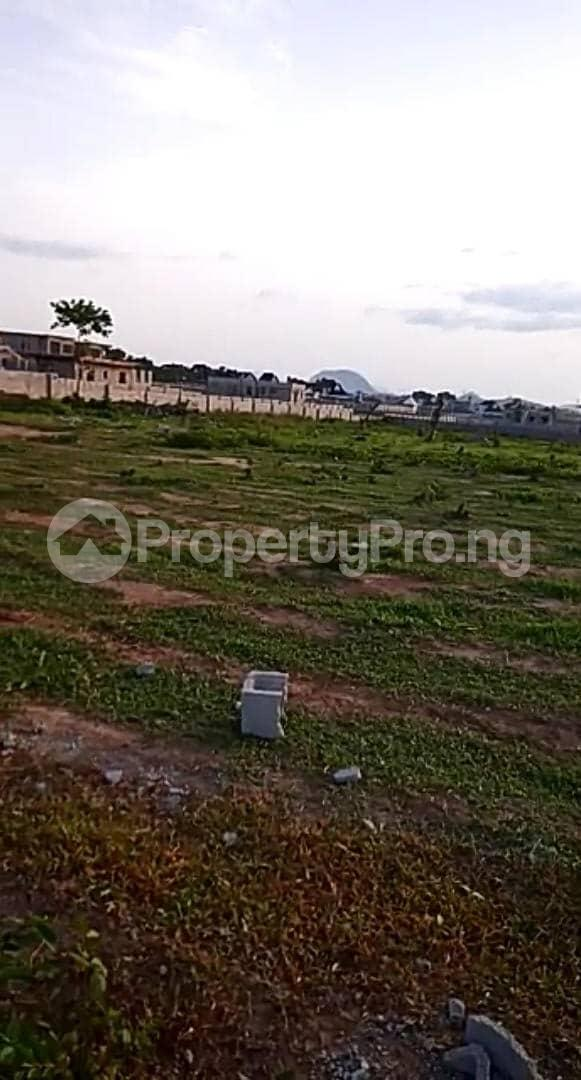 Commercial Land for sale Airport Road Lugbe Abuja - 2